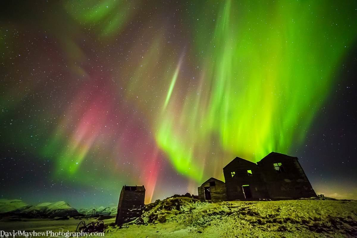 Iceland Feb 16th, 2015. Northern Lights season is creeping in as we approach the March 20th Equinox...