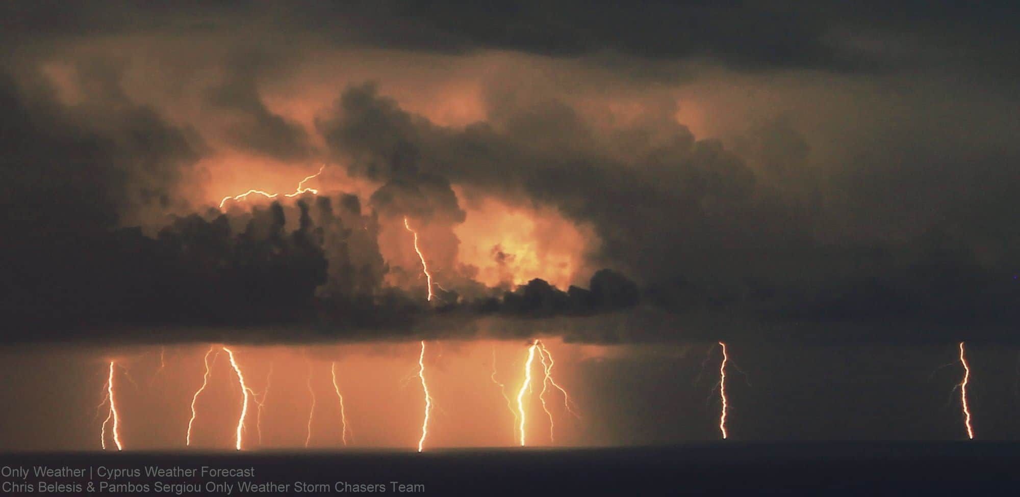 Party Over the Sea! Cyprus Storm Season
