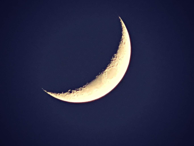 The moon tonight.... Richland, Wa 