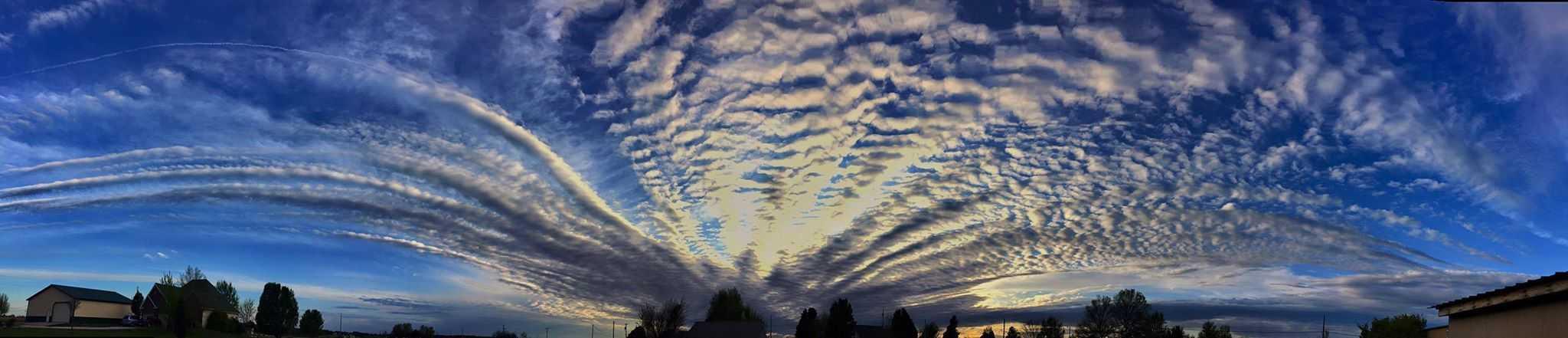 Tonight's Southwest Missouri sunset.