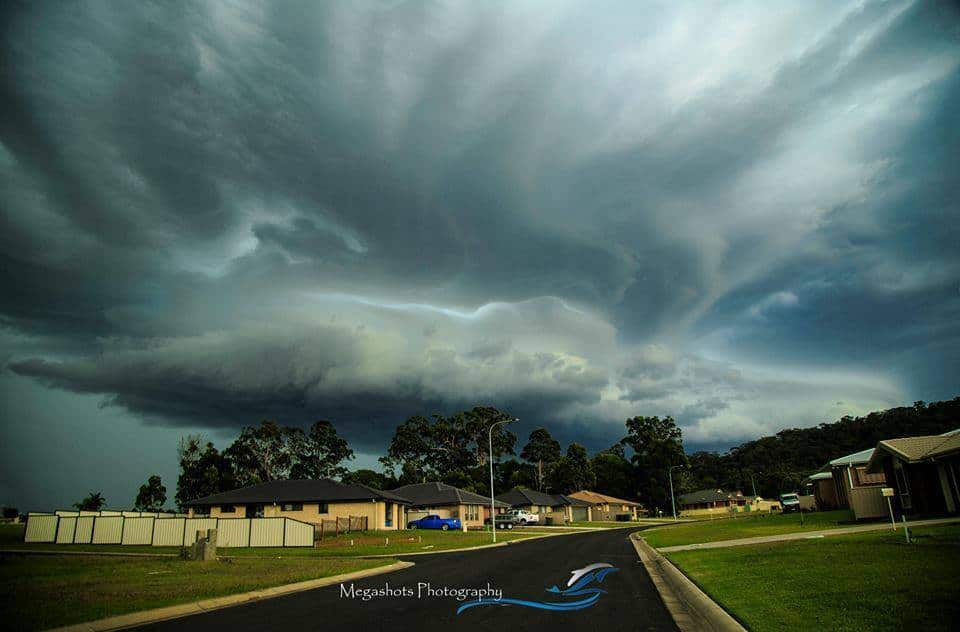 another single exposure from a nice storm we had of the coast of lancelin western australia before sunrise last weekend