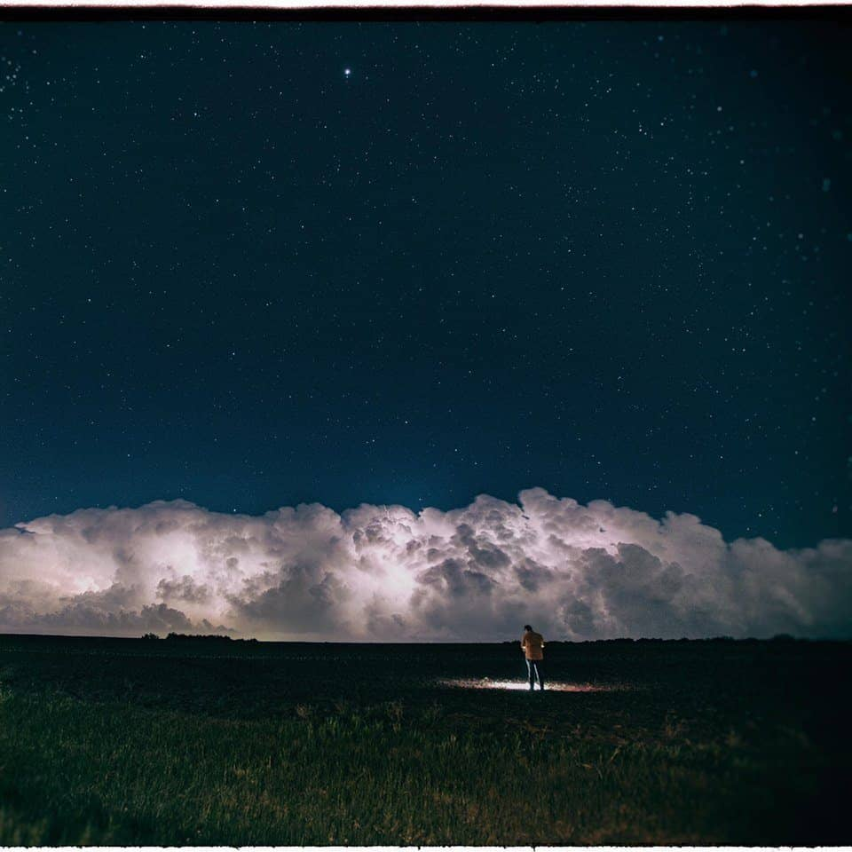 Such a cool group!! Here's my first post! This ones from Monday night 4/11/16 You know that part in Independence Day with will smith where the spaceships are entering earth's atmosphere and there's a huge cloud of smoke and fire around them? Pretty much the same thing here wink emoticon There had to be 10-15 lightning strikes during this 8 second exposure.