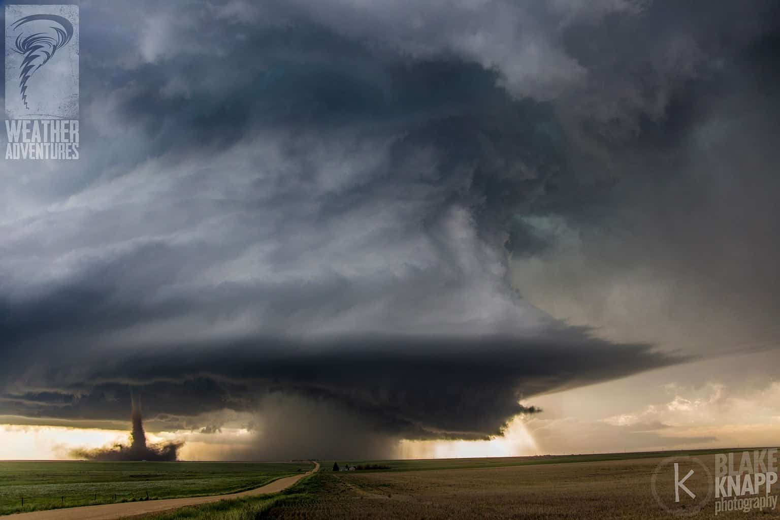 This shot is dedicated to all the chasers who can appreciate why this is just inherently awesome... Especially Colt Forney Lauren Forney Jimmy SmartRick Smart Ryan Sandberg Karl Hircock Olivier Vortex John Cafasso Shari Howe Wingate Matt Grans and Dave Holder