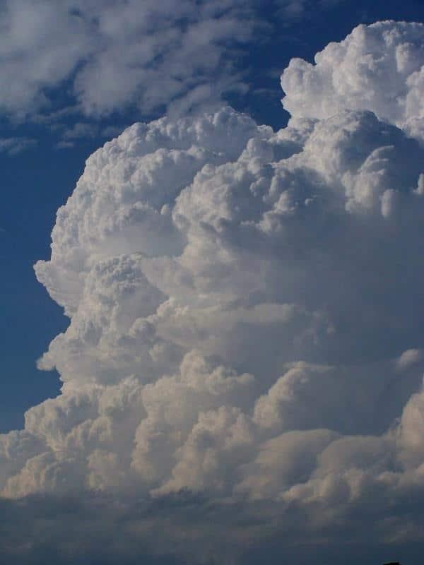 big high thunderstorm at 2008-06-22 - Kerkrade, Netherlands - 18.13 u. - NNE direction