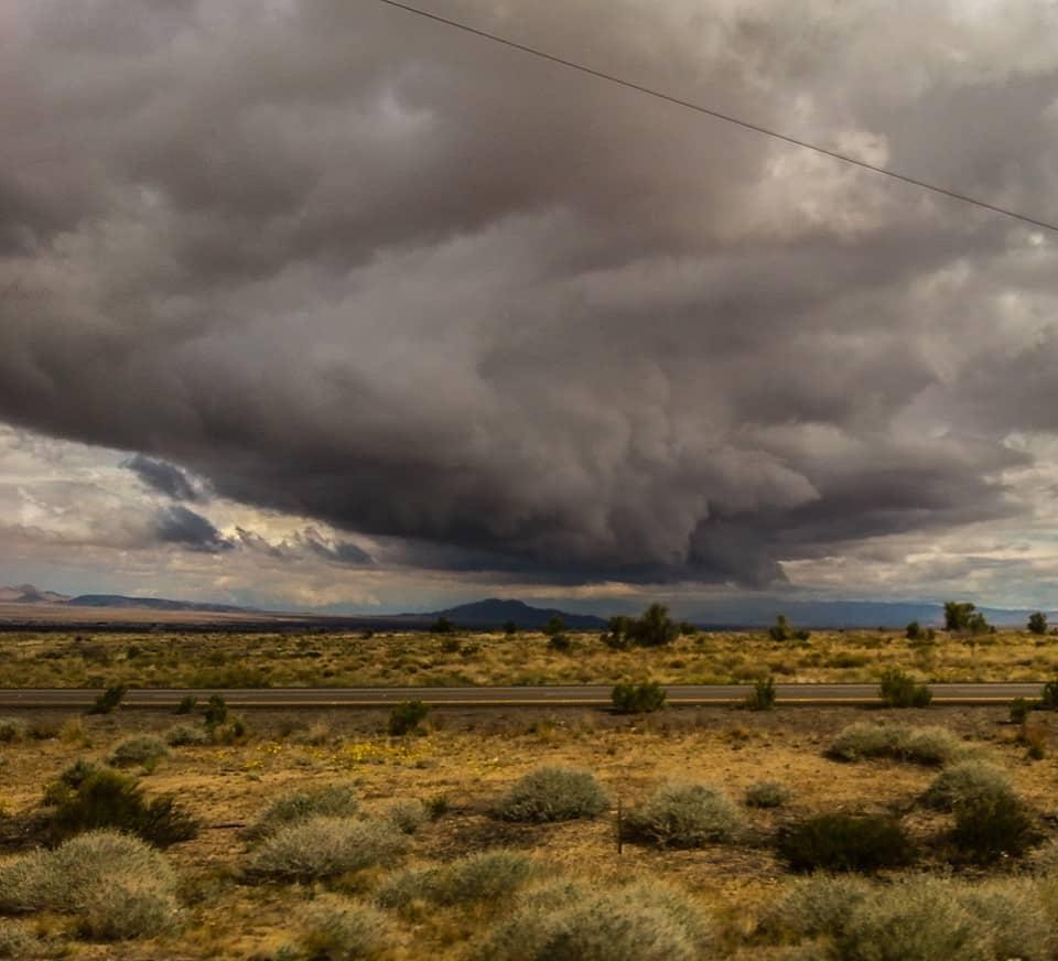 Desert storm!!