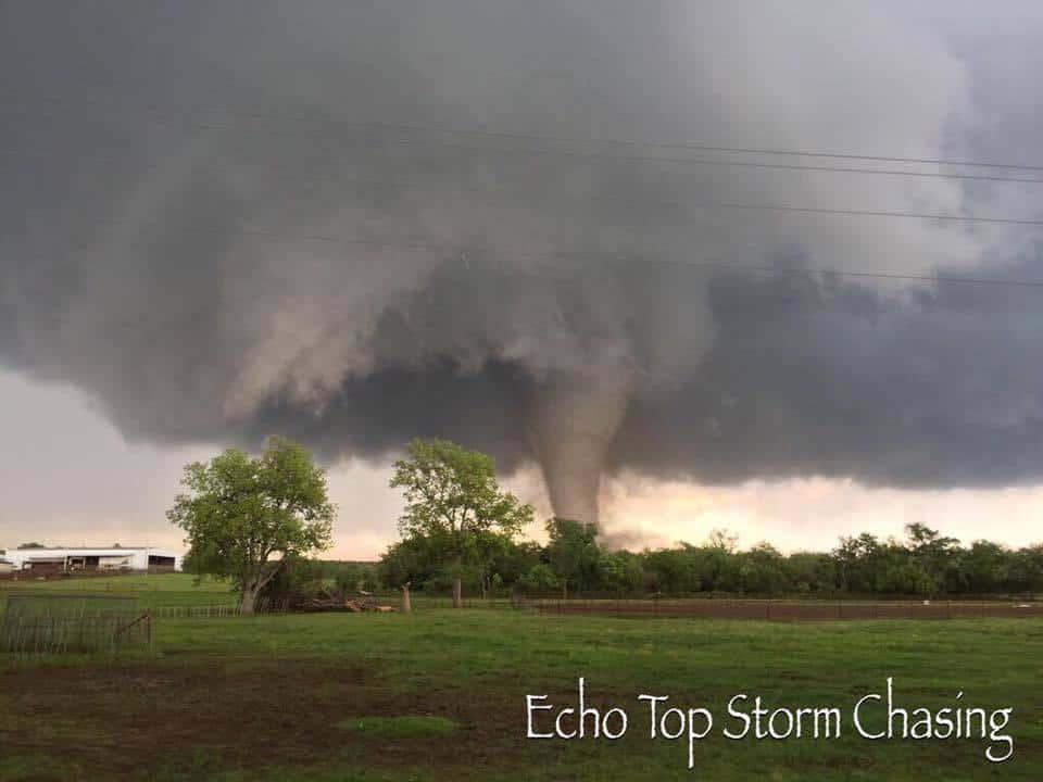 Wynnewood, OK tornado 5/9 at ~4:30PM Centeral