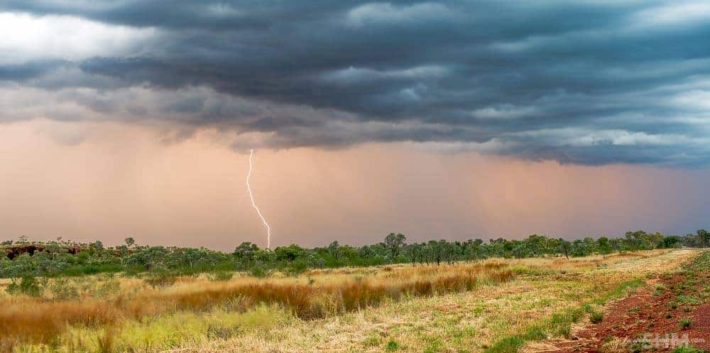 Kimberley lightning, this was a late storm coming through while I was in Western Australia shooting a documentary.
