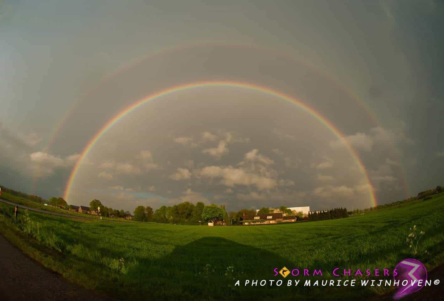 One year ago in Wanssum, North Limburg, Netherlands