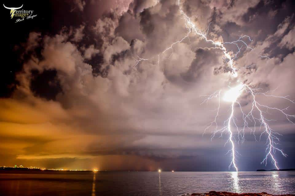 West Arm, Darwin Harbour, NT- Australia