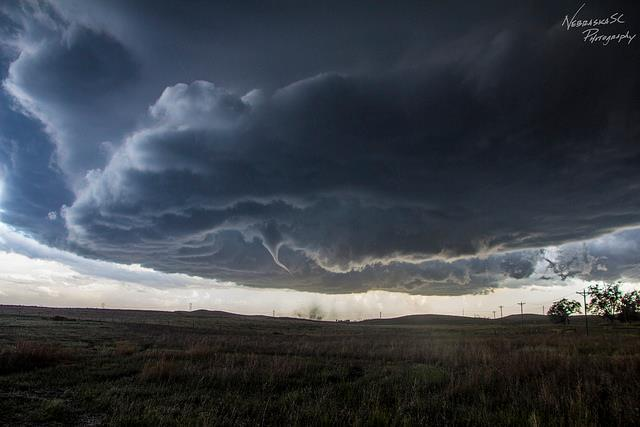 May 7, 2016 Wray Colorado I had over a 1000 captures from this day, yeah I went overboard... I could pick out about 100+ of these to be my favorite, but they are ALL my favorite. It was the only time in my chasing that I've been able to follow & capture the entire life of a tornado. From birth to its death. Was something I can now cross off on my Bucket List. I truly loved the atmosphere before it dropped, Picturesque, this was one of my favorite captures of that afternoon!
