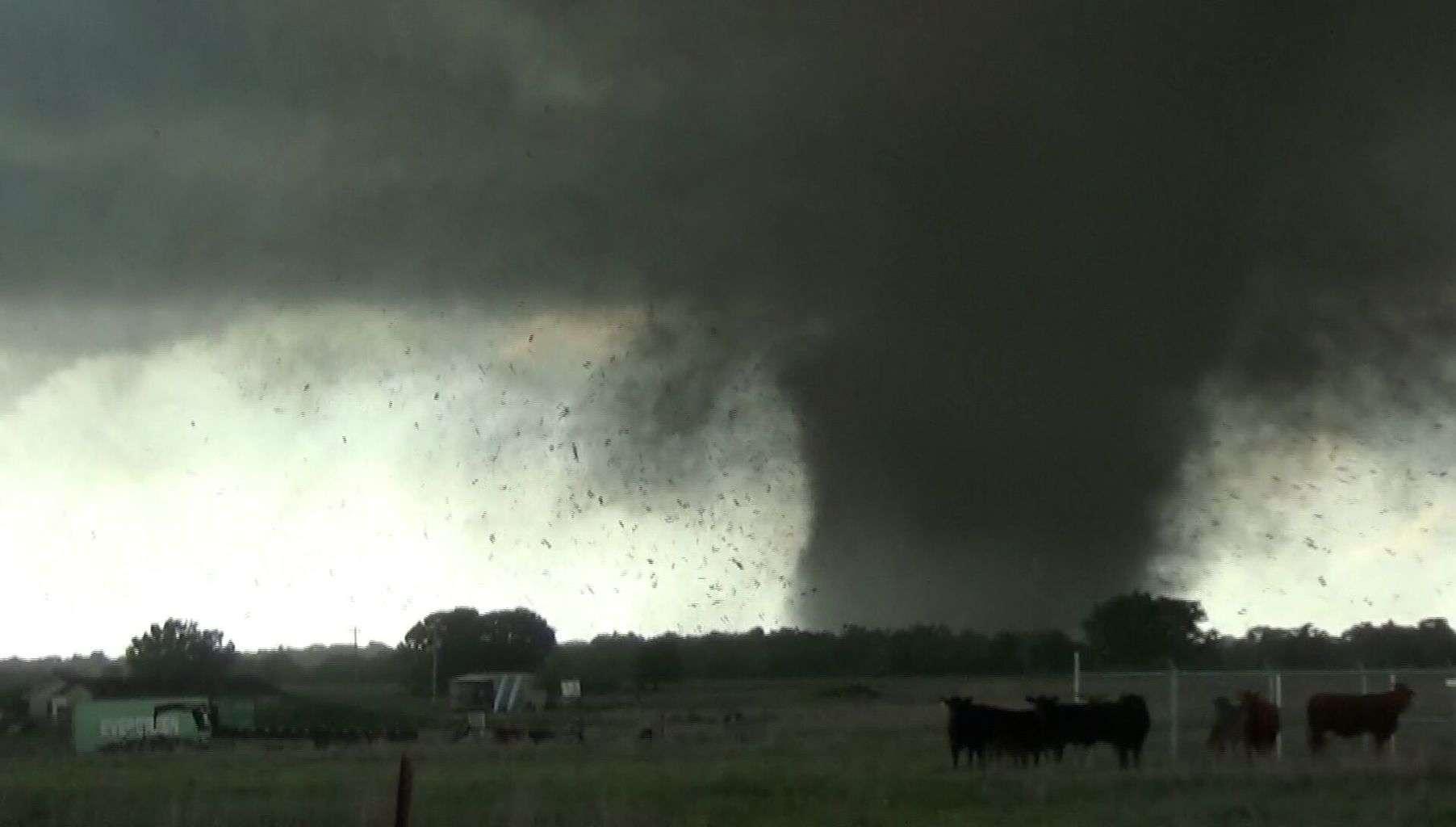 Katie/Wynnewood Tornado May 9th 2016