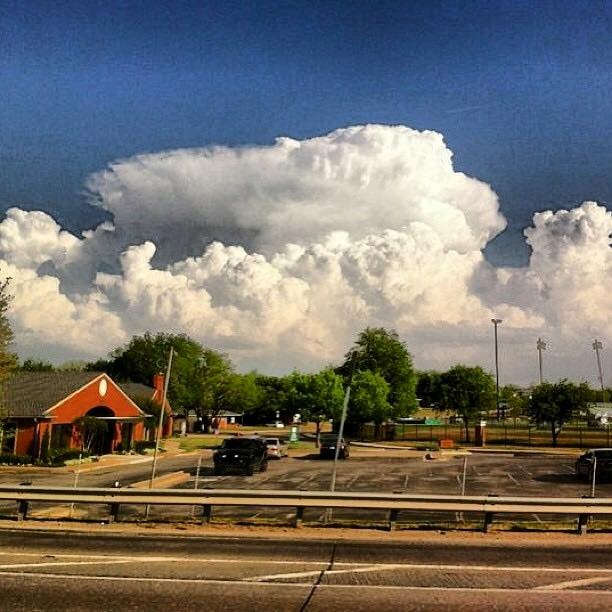 """""""Convection"""" getting a little steamy! NW Arkansas"""