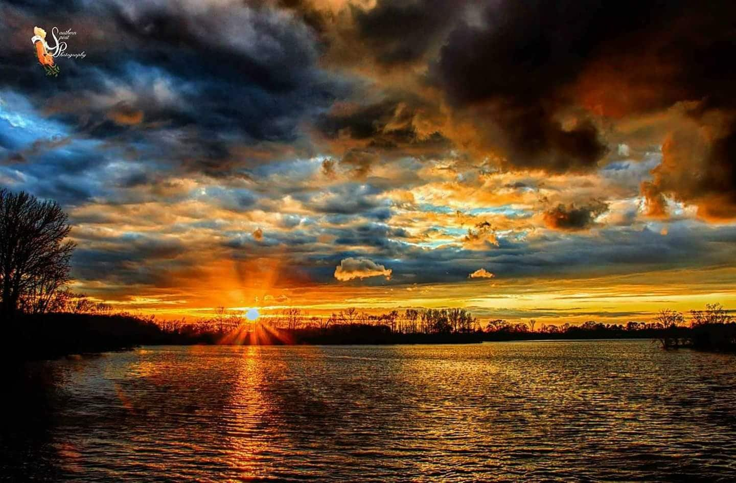 """""""As The Sun Sets, It Chases Away The Storms"""""""