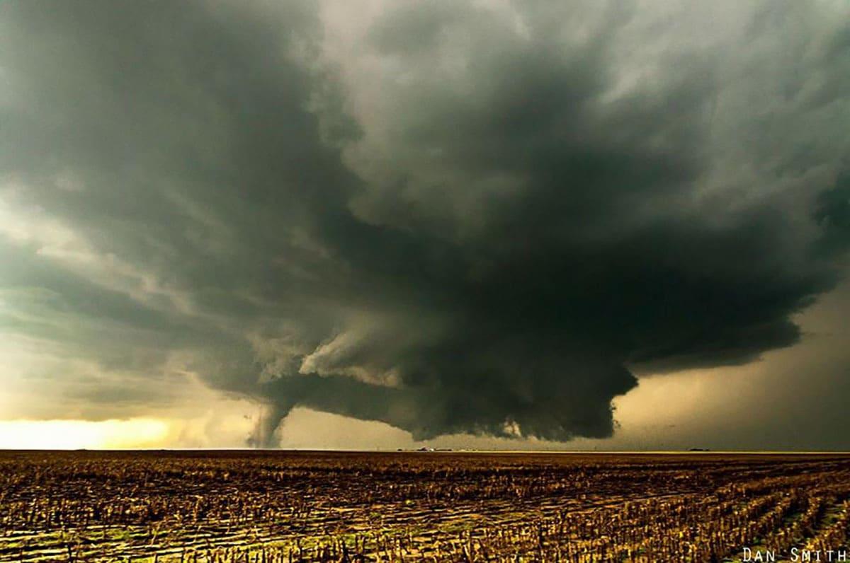 No intro needed. Dodge City Tornado.