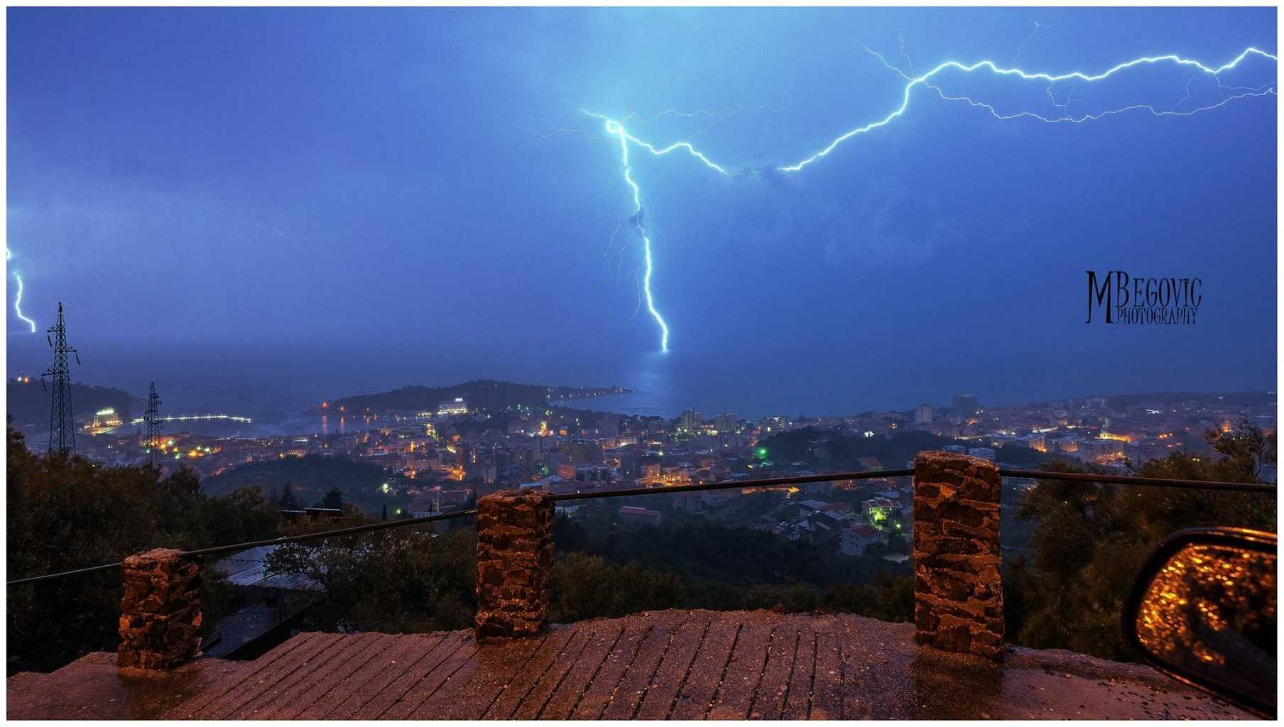Lasti night, Makarska , Croatia