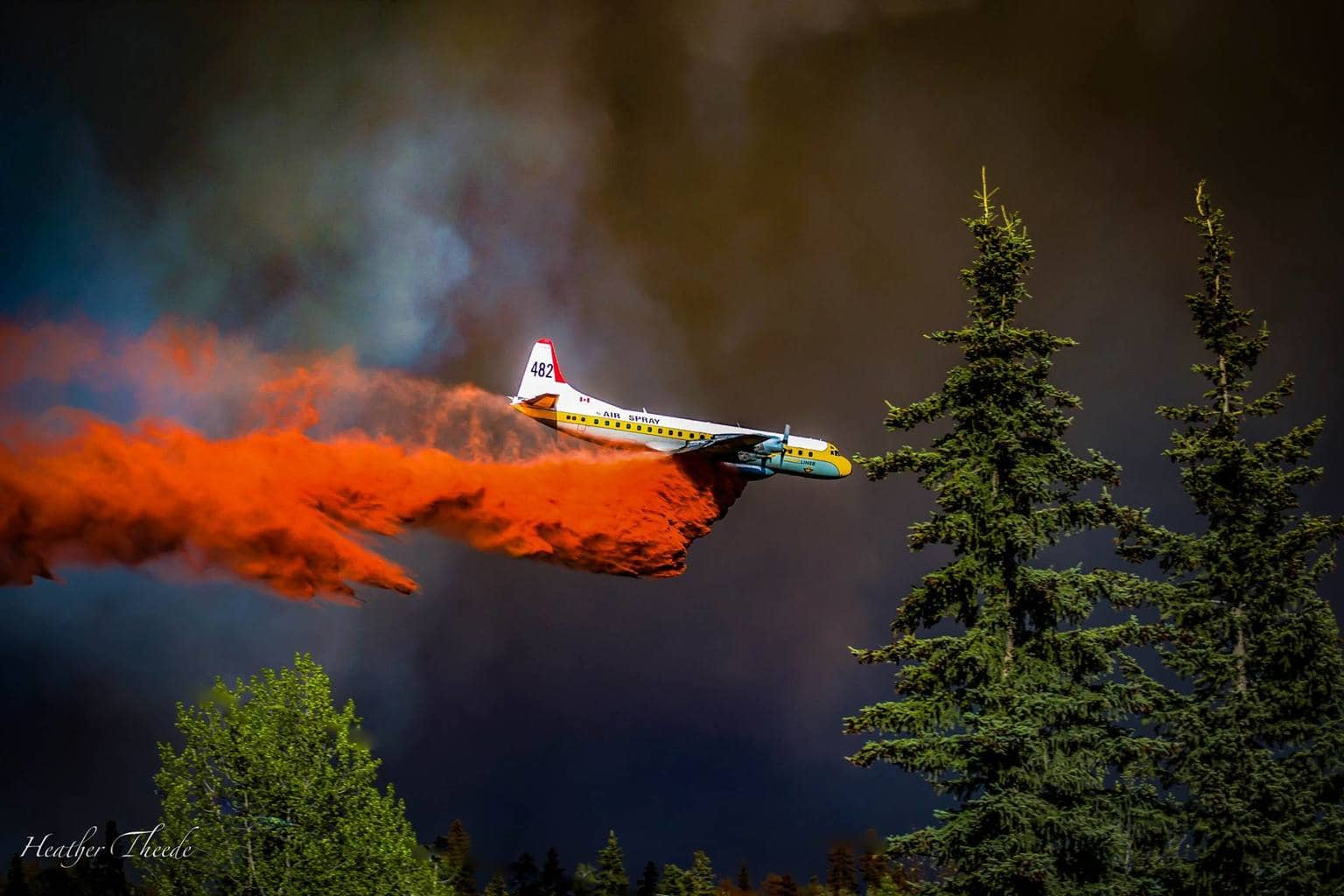 Its coming on a year since these fires we had in Northern BC. I cant help but go back and look at all of these pictures I got.
