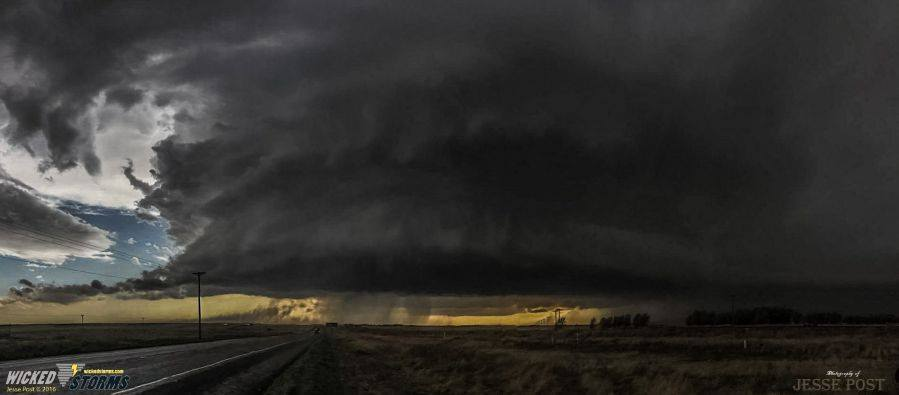 I don't necessarily Need a tornado... I DO however, Need my elements............ OKlahoma panhandle supercell