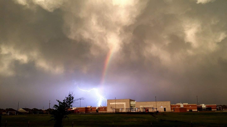 5/18/2017 8:23 p.m. Moore Oklahoma