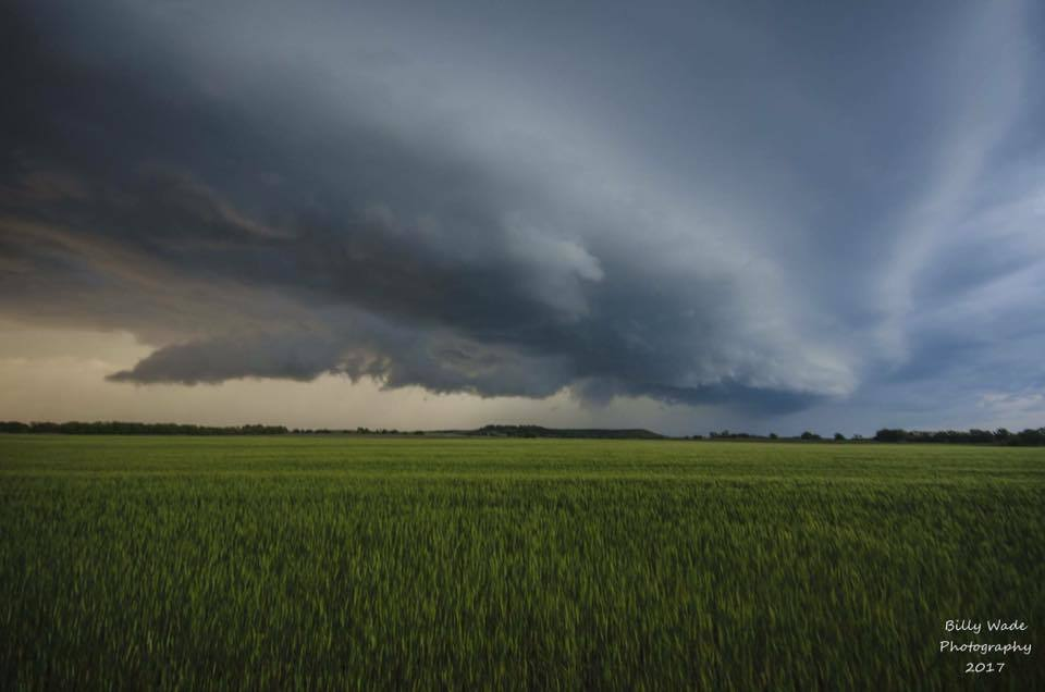 Do you ever Just admire the Pure Beauty in Storms!!!!!!! Sometimes they may not Produce Tornadoes but this shot right here is why i chase folks....... The pure beauty the flint hills to the wheat fields of SE Kansas Really add dynamics to this storm and to the scene!!!!!