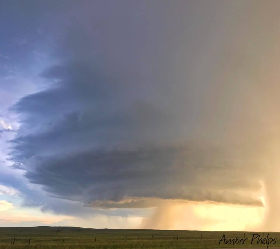South of Wright Wyoming 6-7-2017