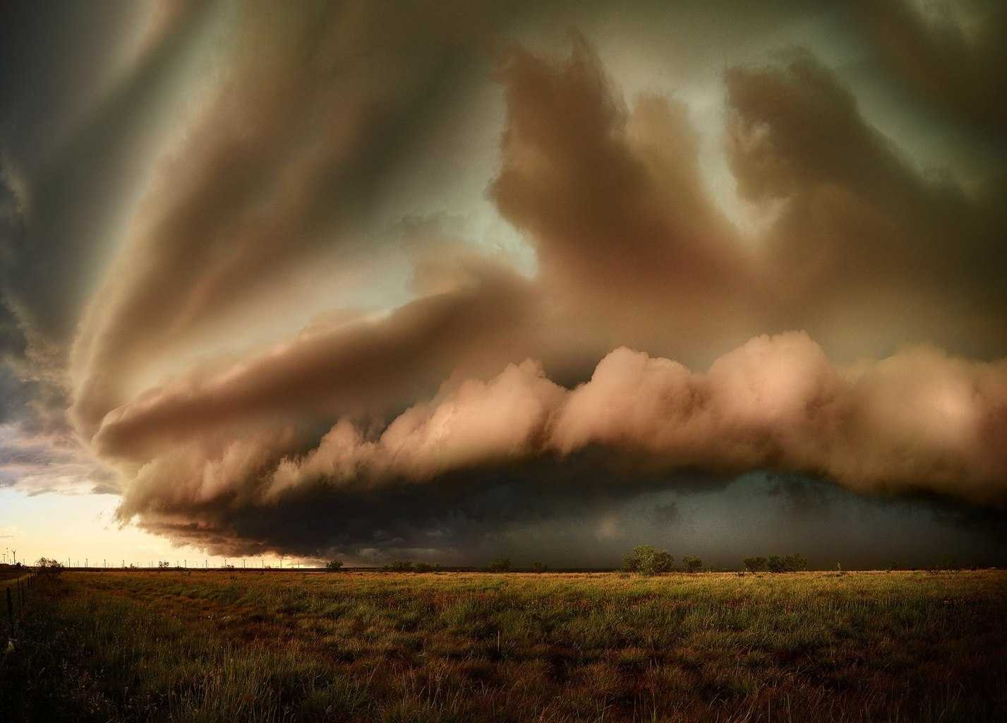 Texas Panhandle storm!