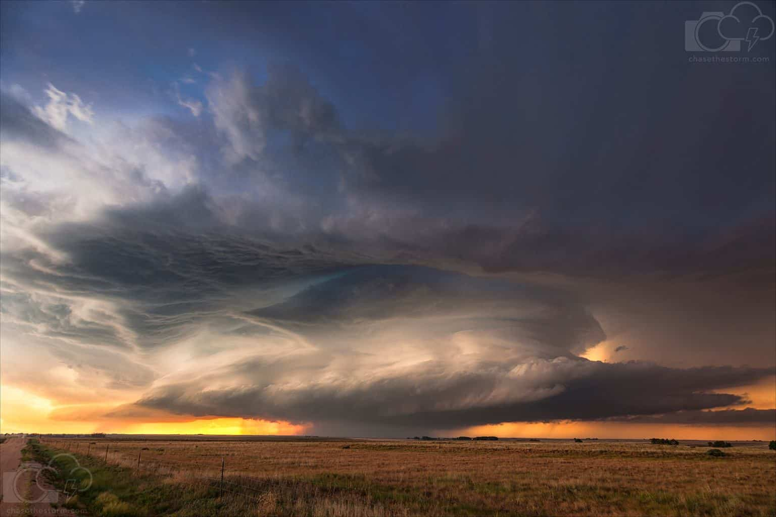 June 7th 2012, Colorado (sorry, memory is bad as to the location), a very long lived supercell & an amazing chase day. Gearing up for this season & whetting my appetite by going through photos from previous years.