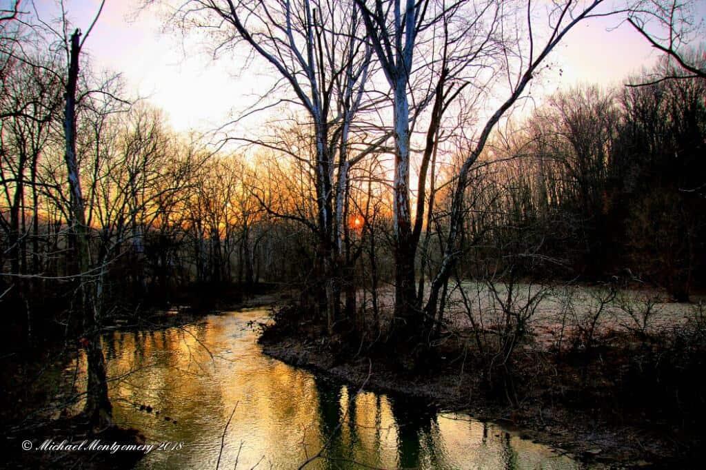 Jefferson county, Kentucky ..sunrise
