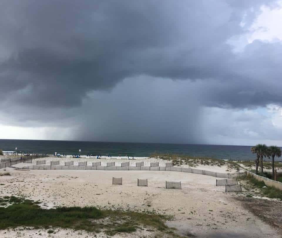August 2017 Pensacola FL