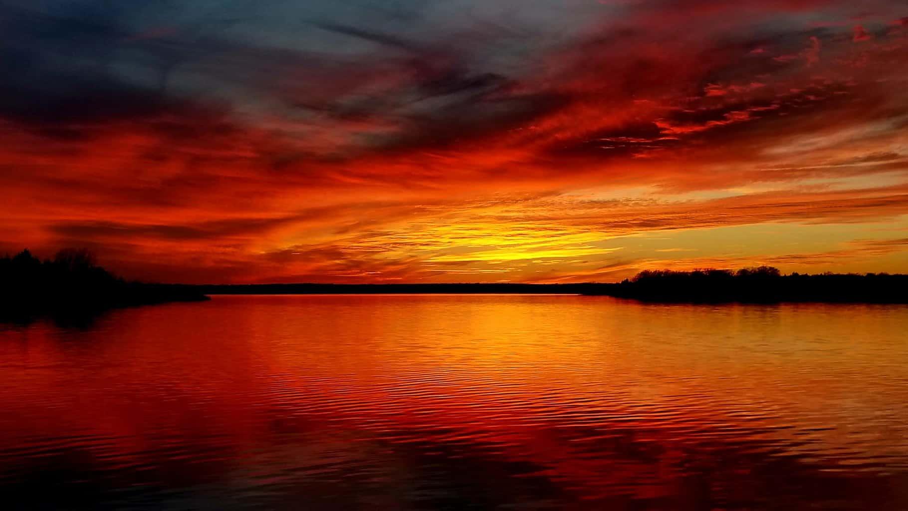 3-5-18 Lake Murray, Oklahoma
