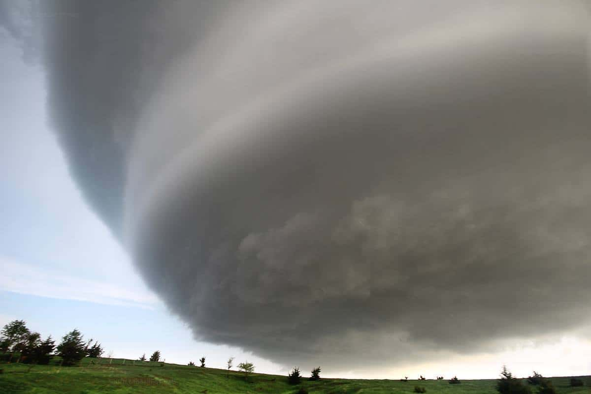 Not long until some of the Aussie's head over to the US for Season 2018. Here is one of my fave storms from 2013 (May 26th) in Nebraska.