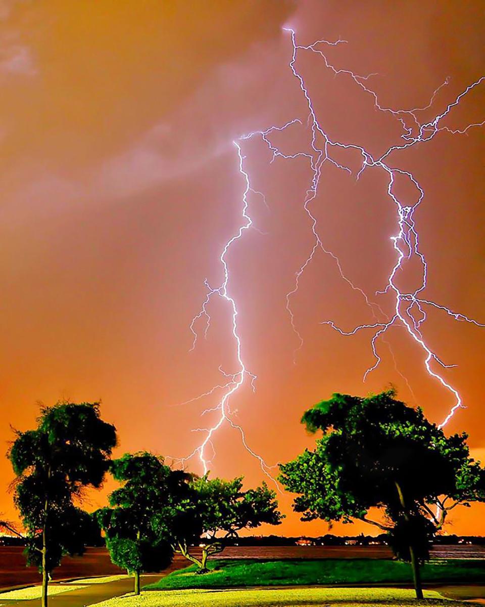 Sarasota, Florida Lightning