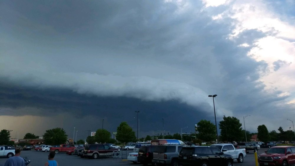 Yesterday Springfield Missouri