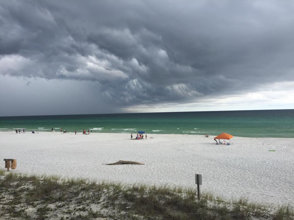 Destin/Miramar Beach Florida along the beautiful emerald coast is amazing in any weather!