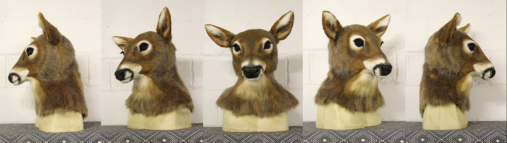 """CHARLOTTE"" White-Tailed Deer"