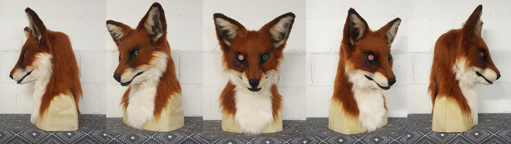 """SLAGAR"" Red Fox"