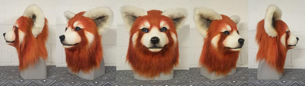 """""""ZOKI"""" Fantasy Red Panda"""