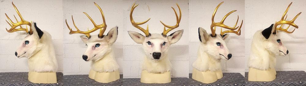 """""""DRECCAN"""" Fantasy Deer"""