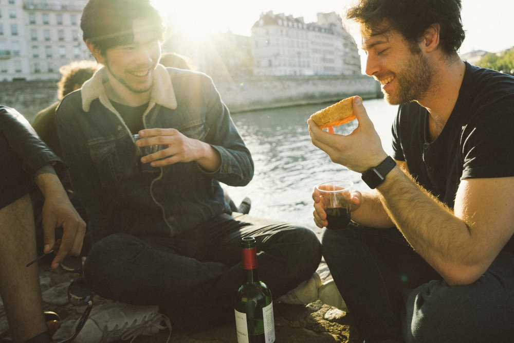 picnic like a parisian - we'll do all the work, you just show up and act too cool about it