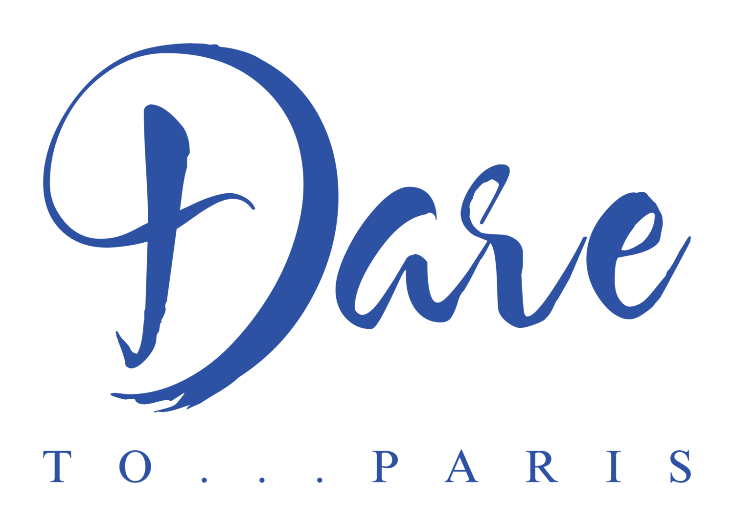 Dare to...PARIS