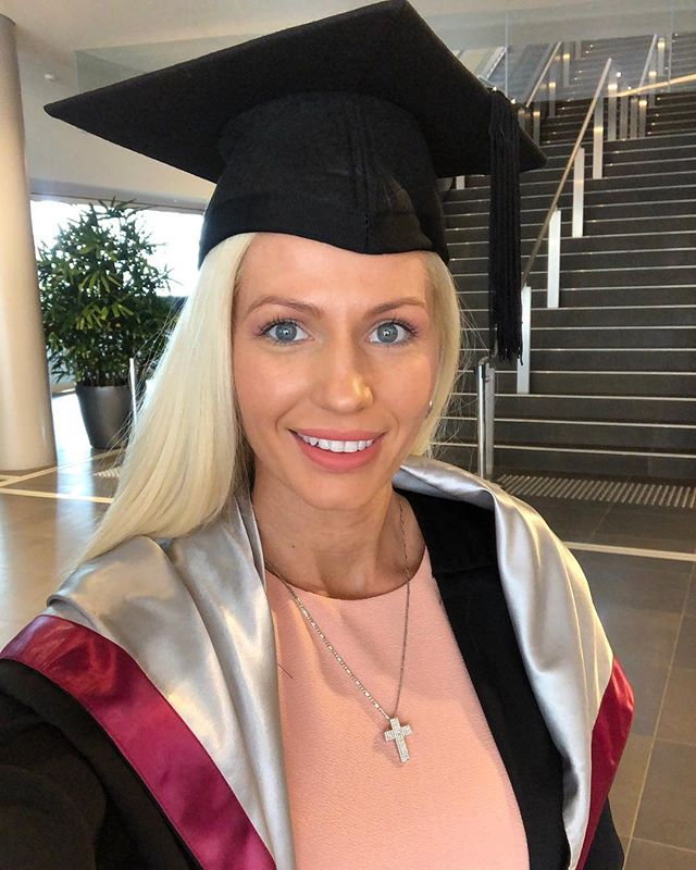 Yesterday I GRADUATED! 👩🏼🎓 ⠀ Thank you for all the lovely messages! I appreciate it. ⠀ Ofcourse I was wearing pink 💕⠀ ⠀ ✨Never doubt your abilities if you have truely committed. ⠀ ⠀ Here are a few things 8 years studying taught me. ⠀ 1. Slow and steady wins the race. It doesn't matter the time it takes as long as you get to the end. Even with failed subjects I had to repeat. I had a cry and I done it again. (I hate you economics 😂) ⠀ ⠀ 2. Our dreams can change. I started out at law school for 2 years and HATED it so I then changed to business and I LOVED IT. I looked forward to uni days and study sessions 🤓 ⠀ ⠀ 3. Everyone strengths and weaknesses are different. We can't all be the same that would be boring. I am able to see where my strengths are Events, Marketing, Deadlines, Pressure and always making life fun.  It's funny to think that's the business I've created for Boss Lady Events. ⠀ ⠀ 4. It's important to make changes when we need too. ⠀ I have been to 4 different uni's over 8 years. ⠀ WHY? ⠀ Because I had to find different needs depending on my life at the time. When I started law school I done night school, when I started working full time I went to weekend uni, when I had flexible working hours I done day class and then since running my own business I have been studying via correspondence. ⠀ ⠀ 5. Education is for everyone. If you are interested in studying or thinking about it I encourage you ALL to research, investigate, get guidance, ask questions and give it a go. ⠀ ⠀ I will never stop learning. ⠀ I'm Feeling truely blessed to have the opportunity to conquer my dreams, enjoy education and celebrate wins.  @jada_perfect Mba from @bossladyevents 👩🏼🎓💖✨🙏🏻 #aibgrad2018 #blevibe