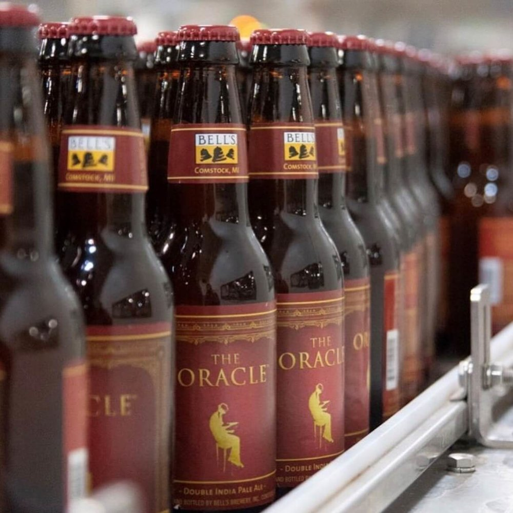 Via Bell's Brewery Instagram @BellsBrewery