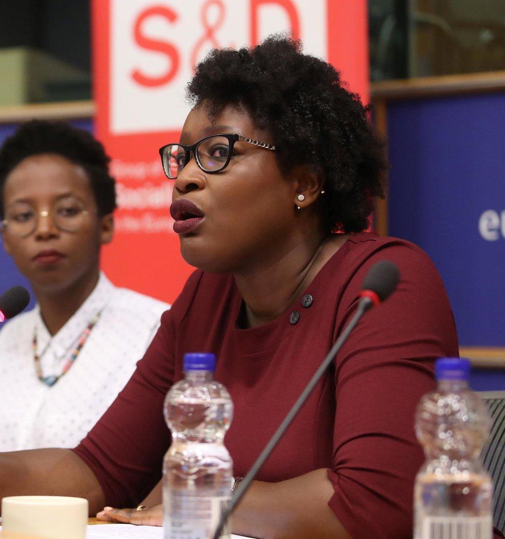 Aïchatou Ouattara. Crédit photo: afrofeminista.com