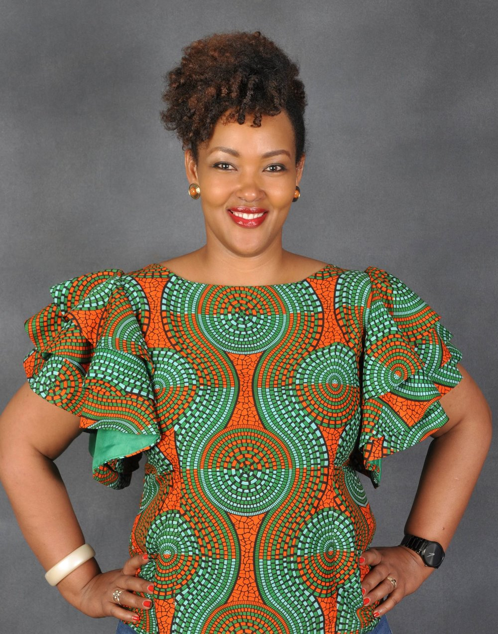 Meet Dinah Musindarwezo and remember her name. She is a feminist force to reckon with.