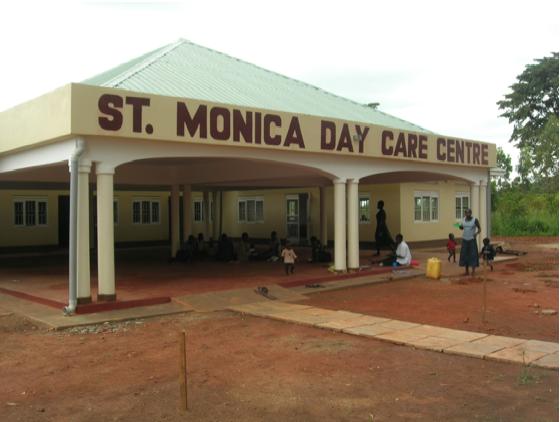 St. Monica's in Uganda