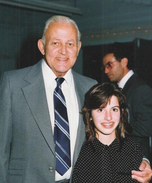 Me with Grandpa