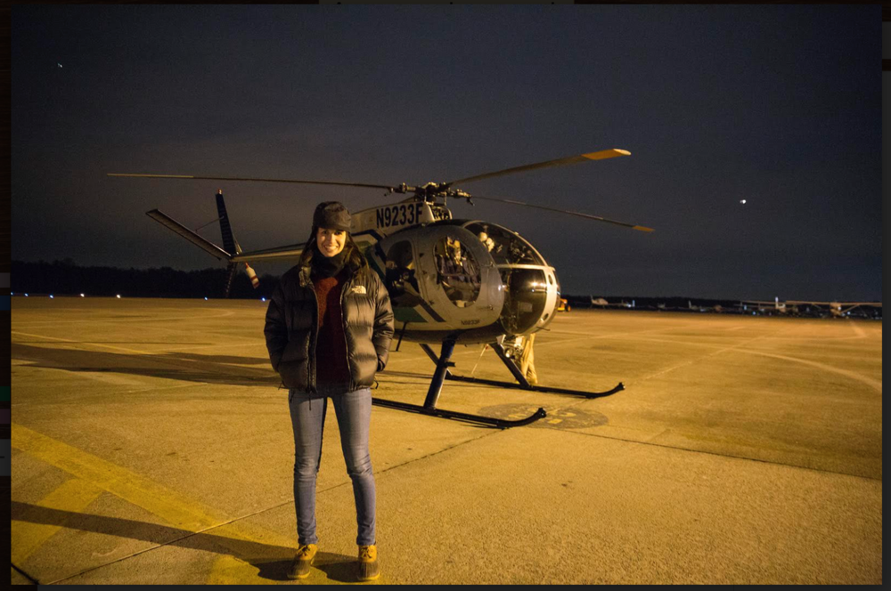 Picture of me on the tarmac taken by Trevor Paglen
