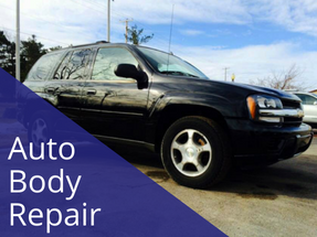 Joe's Body Shop Auto Body Services