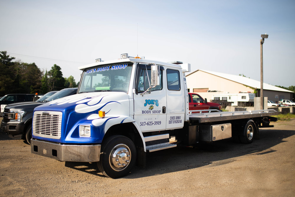 24/7 Auto Towing Services in Perry, Michigan