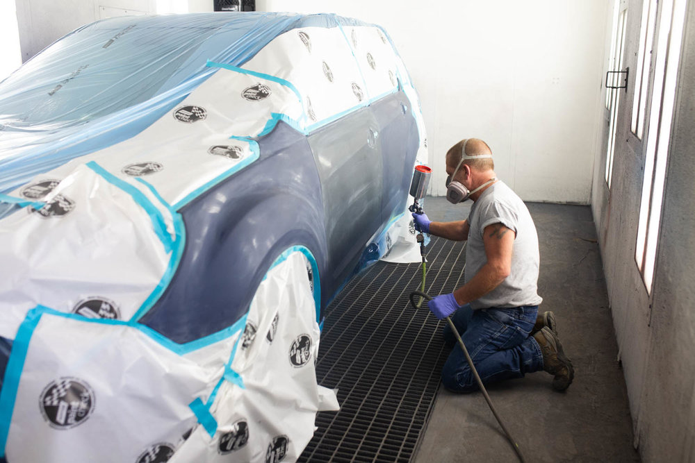 Auto Body Painting Services in Perry, Michigan