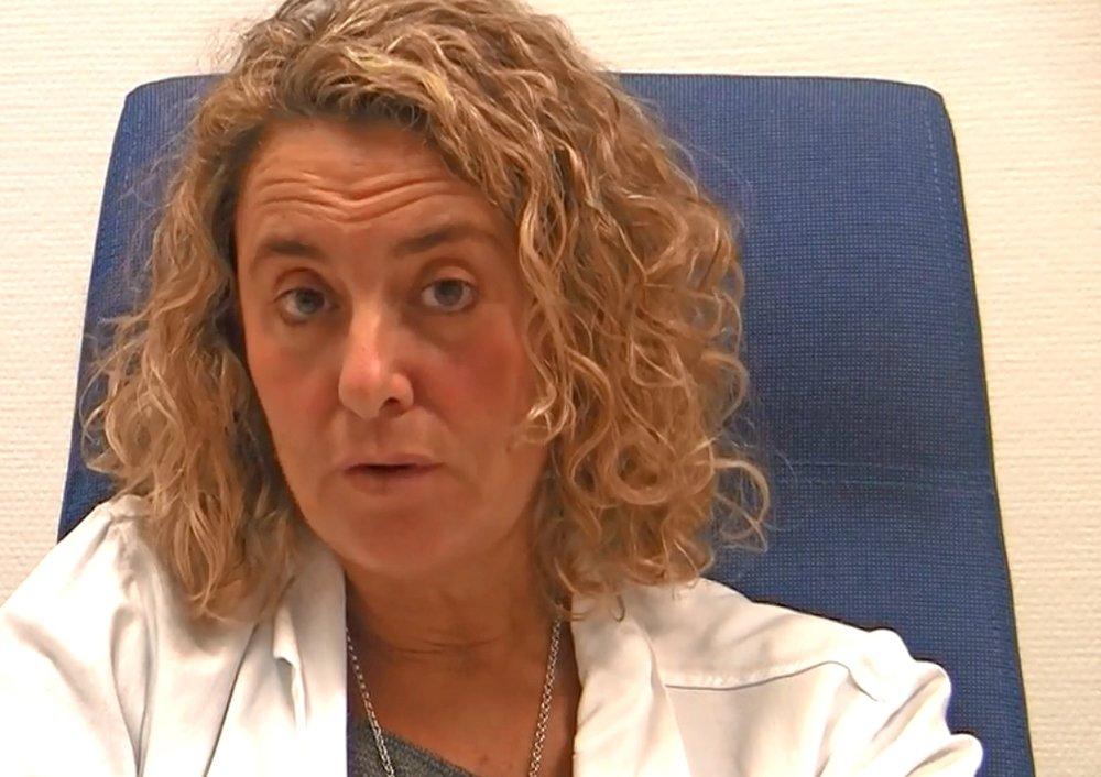 La doctora Inmaculada Palanca. Foto cedida